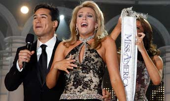 Miss America Lauren Nelson