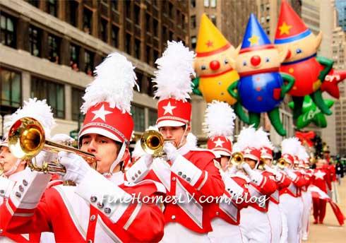 Macys Thanksgiving Day Parade Marching Band
