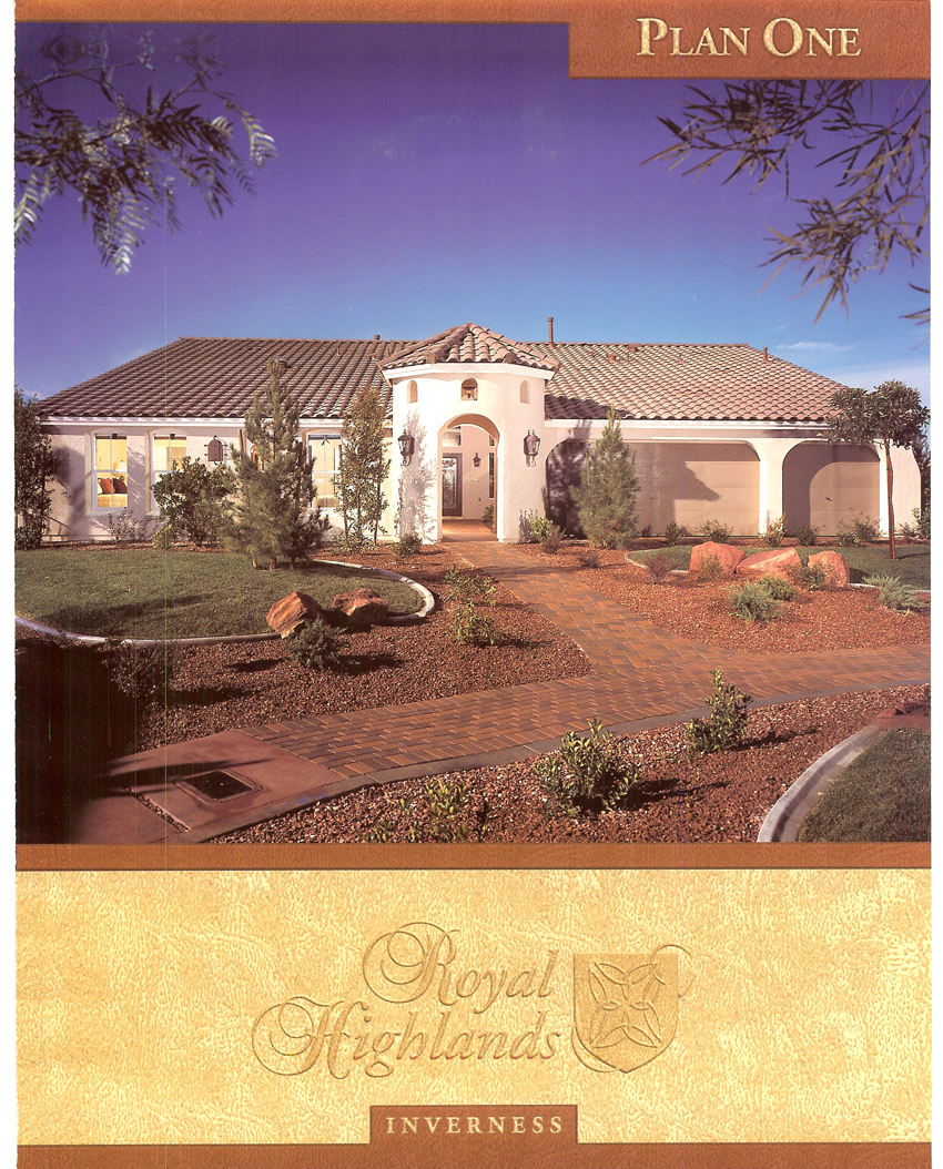 Inverness homes in southern highlands las vegas offer home for Las vegas homes with basements