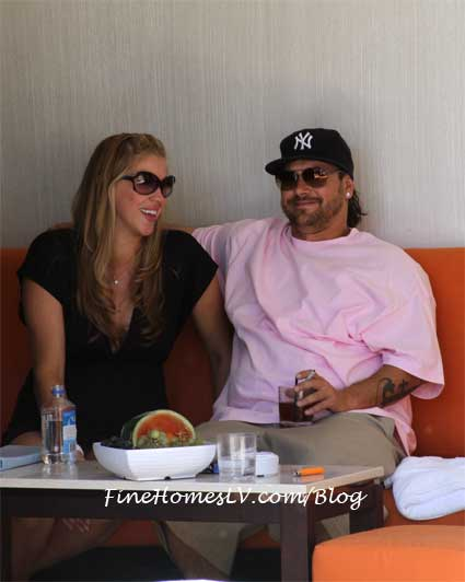 Victoria and Kevin Federline
