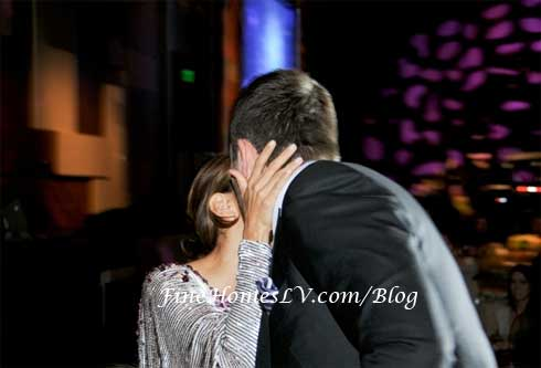 Eva Longoria Parker $50K Kiss