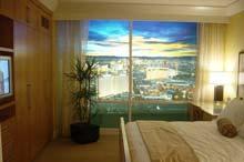 Las Vegas Trump Tower Bedroom