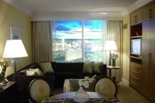 Las Vegas Trump Tower Living Room