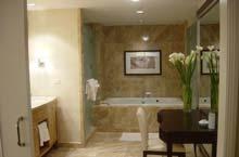 Las Vegas Trump Tower Master Bedroom