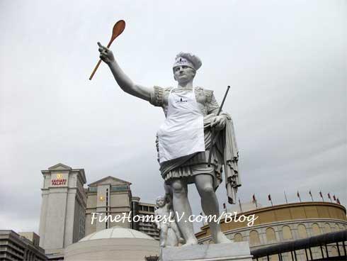 Caesar Augustus for Vegas Uncorkd