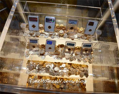 Endgame The Calling Gold Coin Display