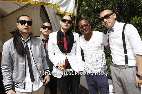Far East Movement and Apl.de.Ap