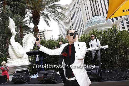 Far East Movement at Venus Las Vegas