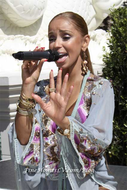 Mya Singing At Venus