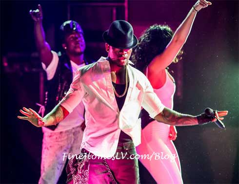 Ne Yo at The Cosmopolitan of Las Vegas