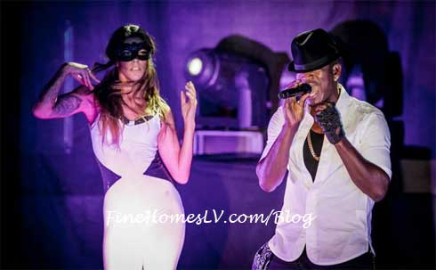 Ne Yo at The Cosmopolitan
