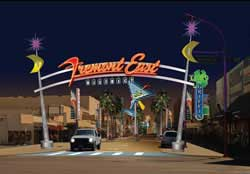 Downtown Las Vegas Fremont East