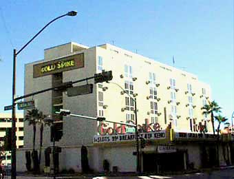 Gold Spike Las Vegas
