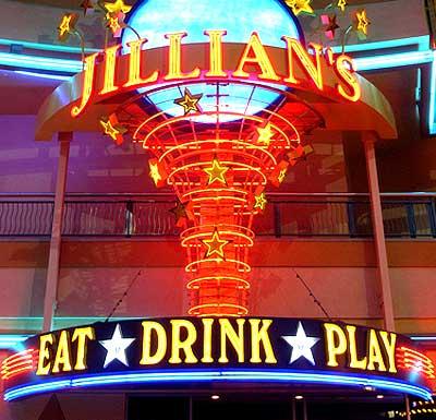 Jillians Las Vegas