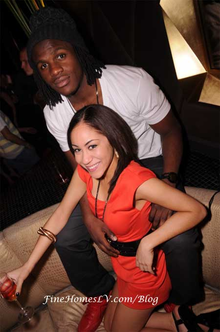 Jamaal Charles and Whitney