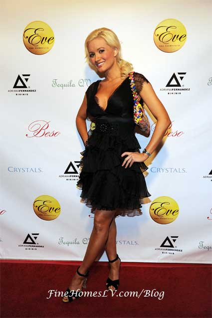 Holly Madison At Eve Nightclub