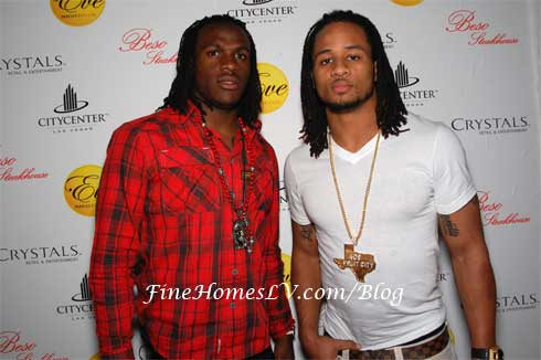 Jamaal Charles and Earl Thomas