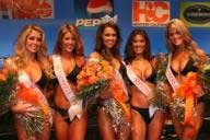 Hooters Girls Swimsuit Top 5 Winners