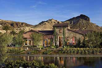Bella Fiore Home In Lake Las Vegas