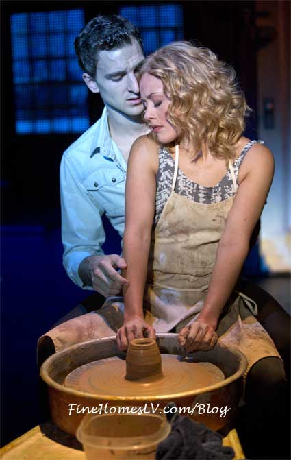 Ghost The Musical Pottery Wheel