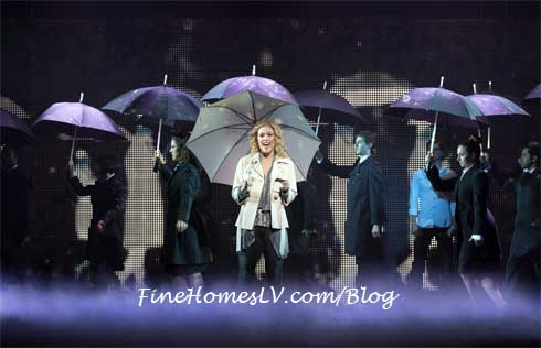 Ghost The Musical Umbrellas
