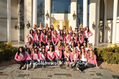 Miss America Teen Contestants