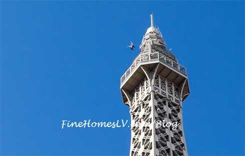 Eiffel Tower Experience Jump