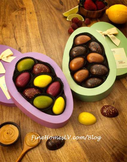 Ethel M Chocolate Easter Eggs