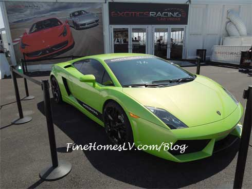 Exotics Racing Lamborghini