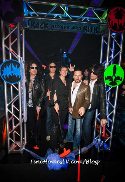 KISS Founding Members Ribbon Cutting