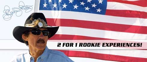 Richard Petty Driving Experience Military Special