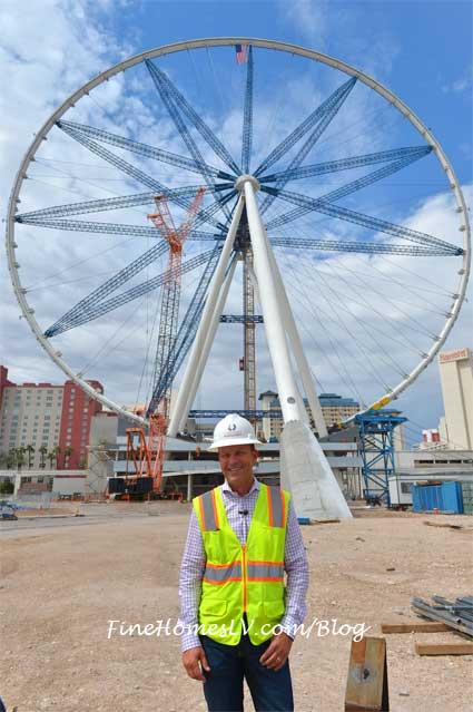 High Roller Las Vegas David Codiga