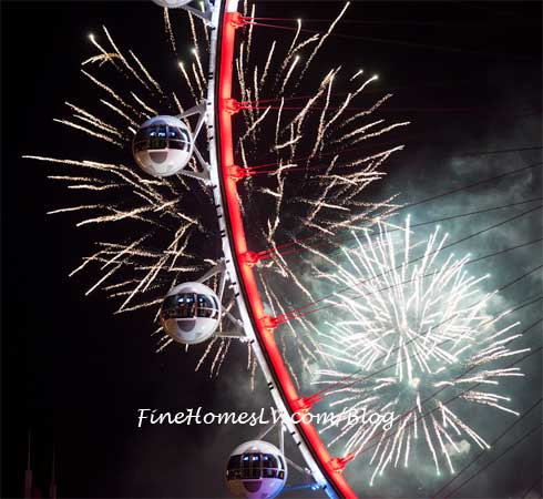 High Roller Fireworks