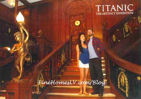 TJ Thynes at Titanic