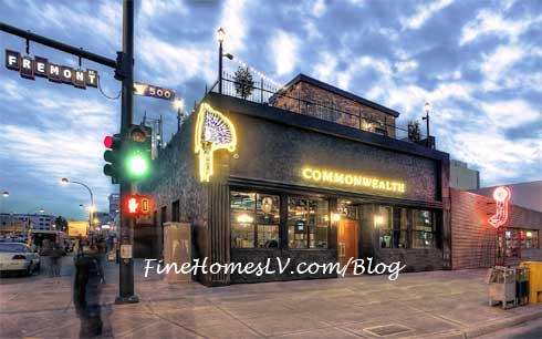 Commonwealth Cocktail Bar