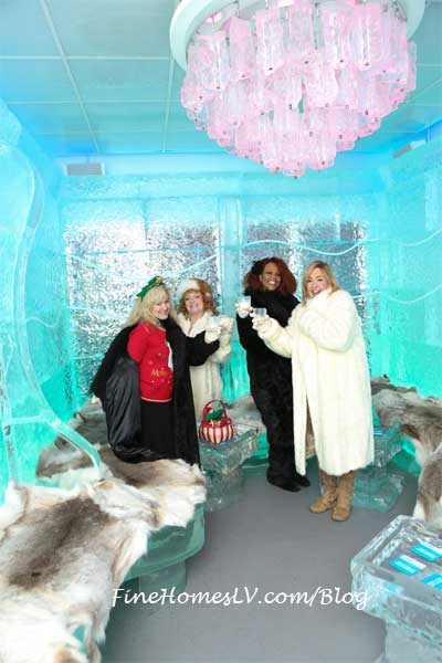 Menopause The Musical at Minus5 Ice Bar