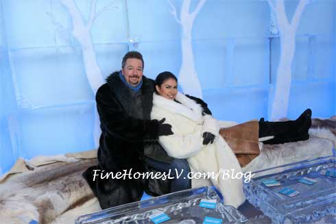 Terry Fator and Taylor Makakoa at Minus5