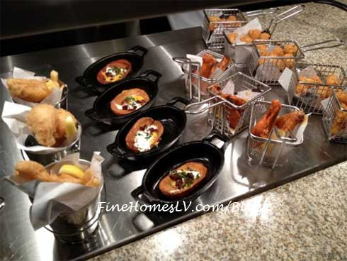 Bacchanal Buffet Food