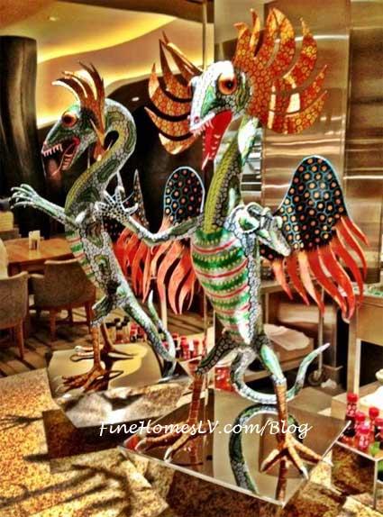 Bacchanal Buffet Raptor