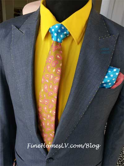 Dapper Industries Tie