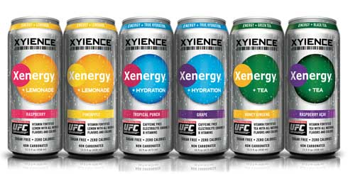 Xyience Energy Drink Retail