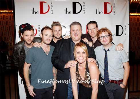 OneRepublic and D Las Vegas CEO Derek Stevens