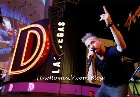 OneRepublic Ryan Tedder at D Las Vegas
