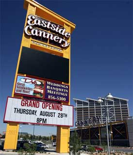 Eastside Cannery Casino