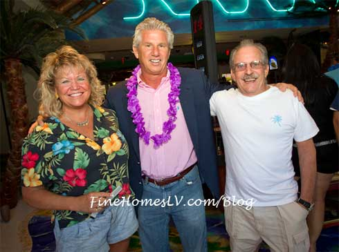 John Cohlan, Ron and Linda