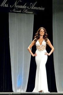 Mrs. Nevada-America 2010