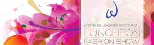 Womens Leadership Council Luncheon Fashion Show