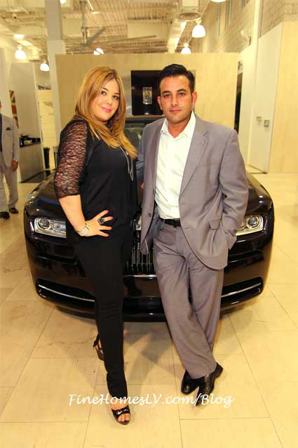 Jesika Towbin-Mansour and Rony Mansour
