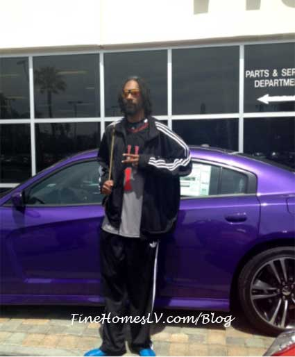 Snoop Lion, Ryback & 'Tanked' Wayde King Car Shop At