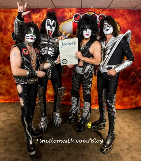 KISS Rocks Vegas Day